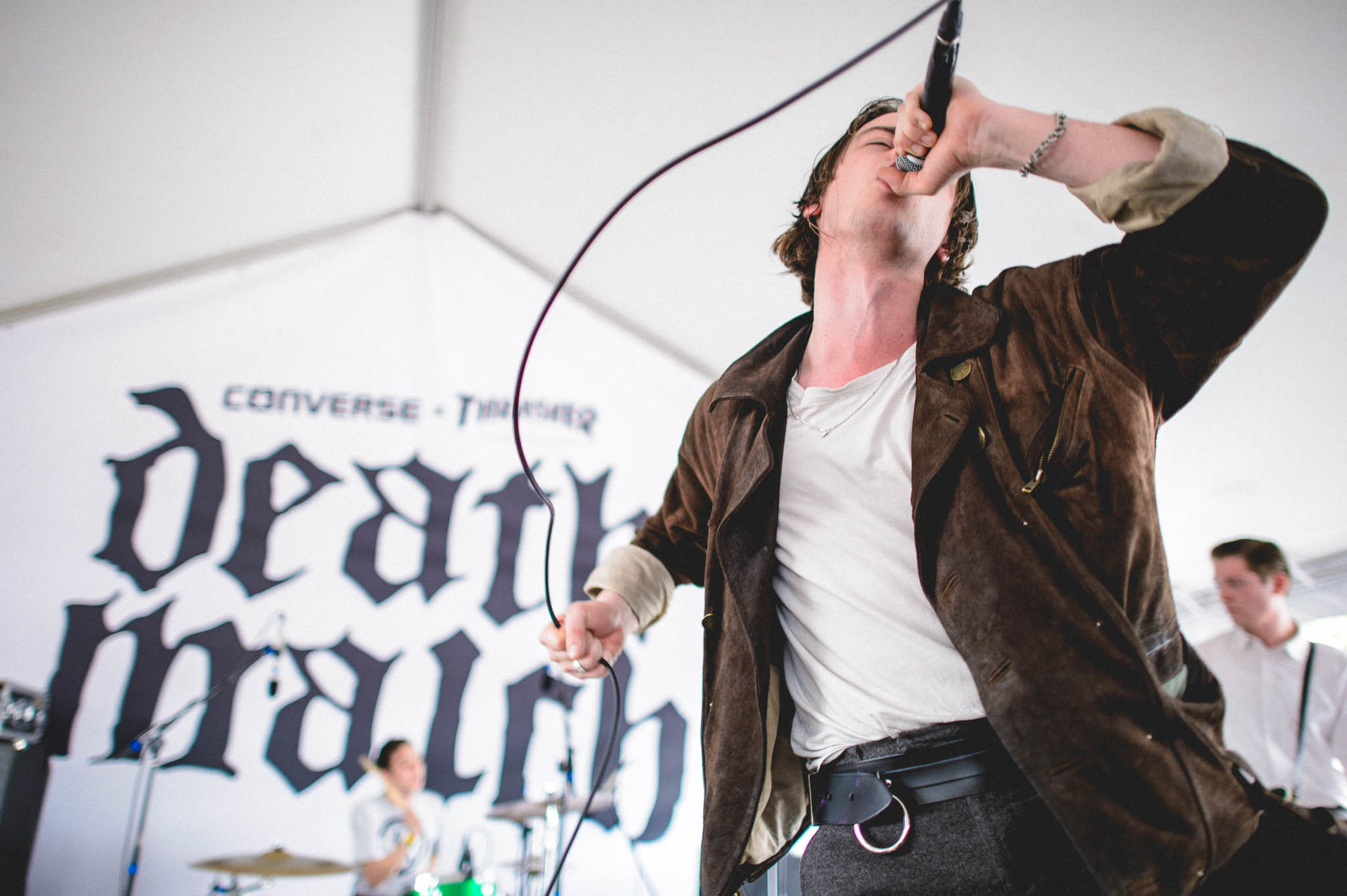 Iceage at SXSW 2015