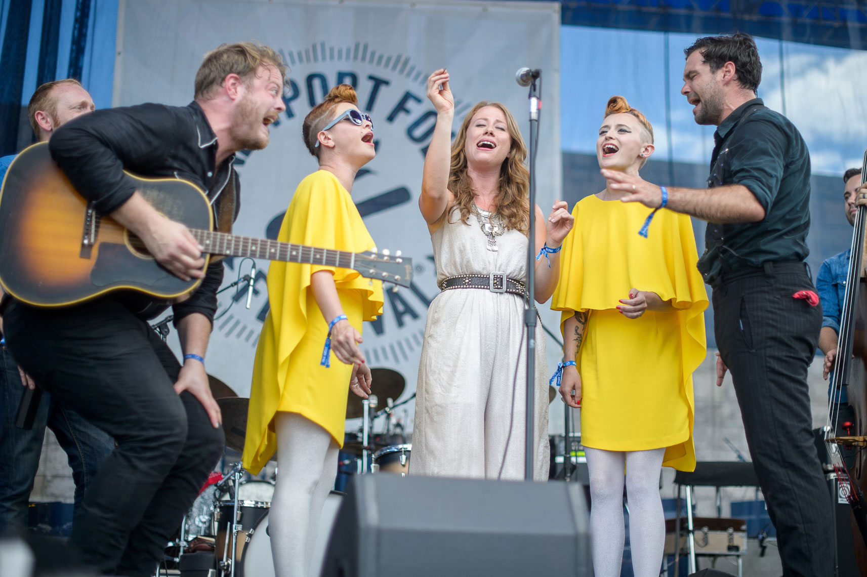The-Lone-Bellow-and-Lucius-at-Newport-Folk