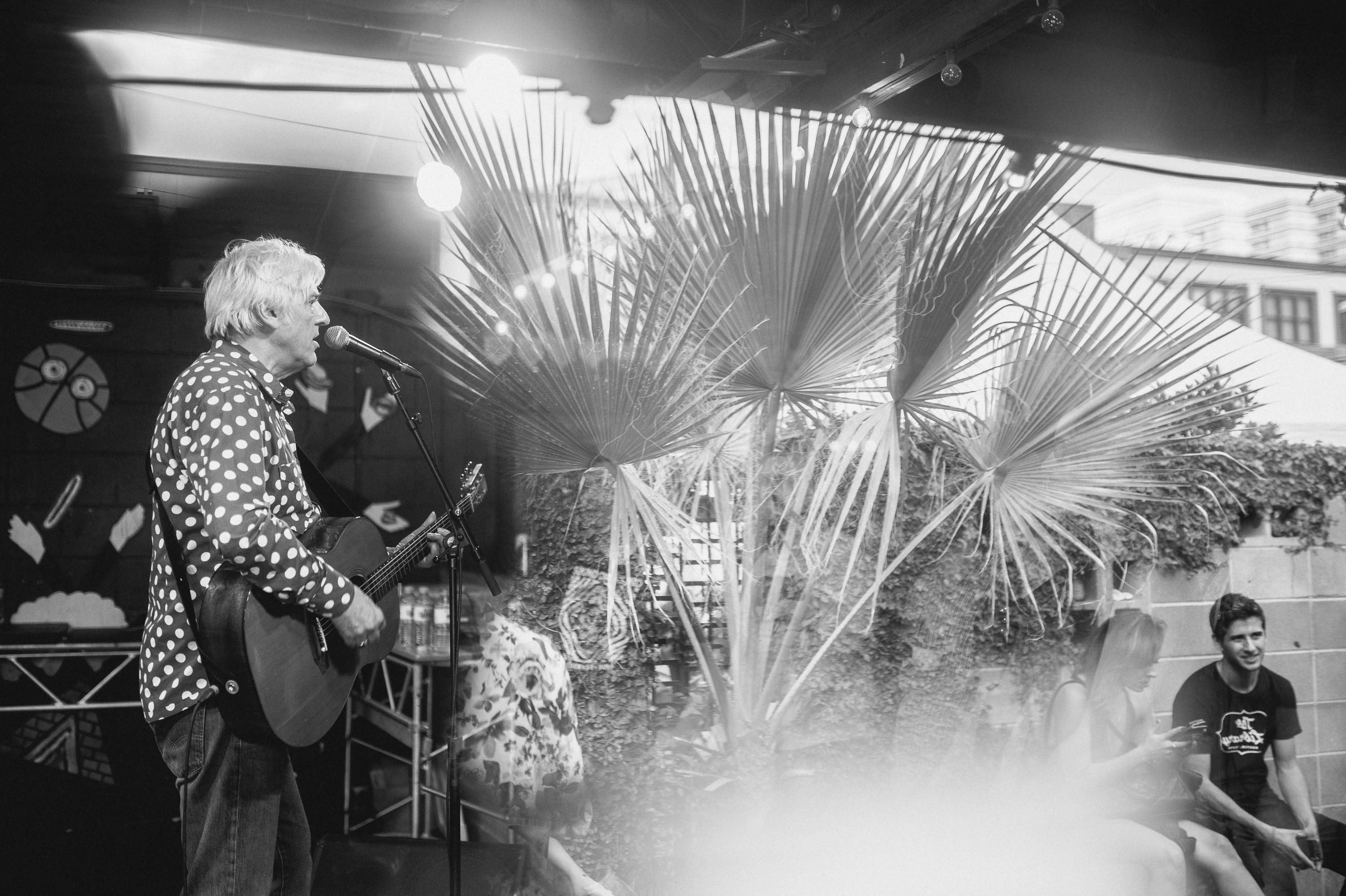 Robyn Hitchcock at SXSW 2017